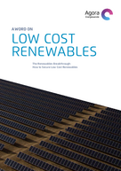 The ­Renewables Breakthrough: How to Secure Low Cost Renewables
