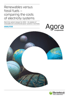 Electricity system designs for 2050 – An analysis of renewable and conventional power systems in Germany